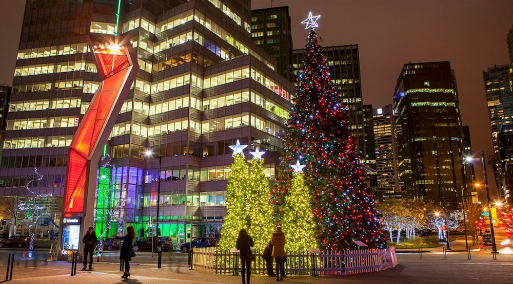 Vancouver Christmas Lights.Top 8 Vancouver Winter Activities This Holiday Season