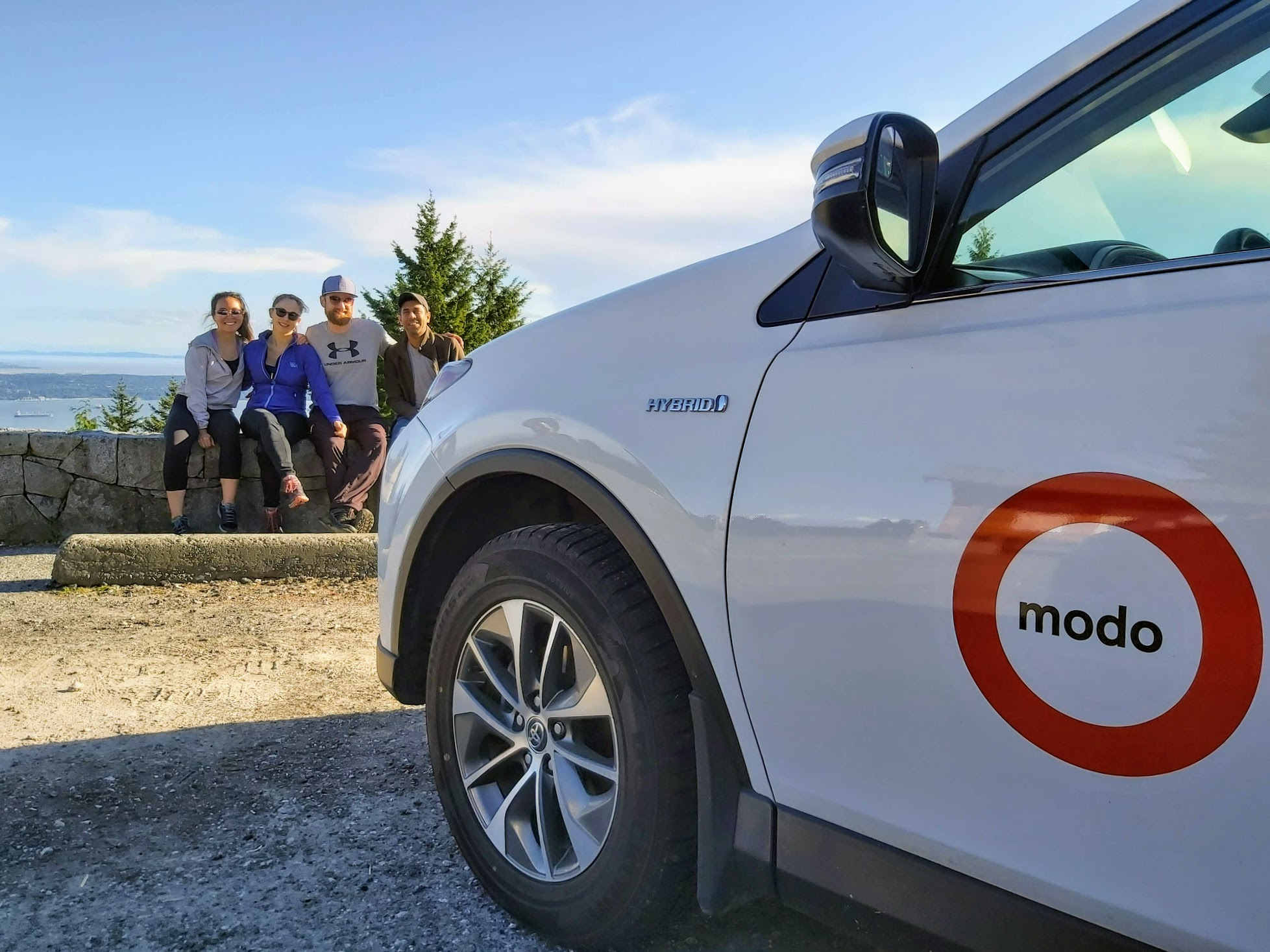 Modo group adventure