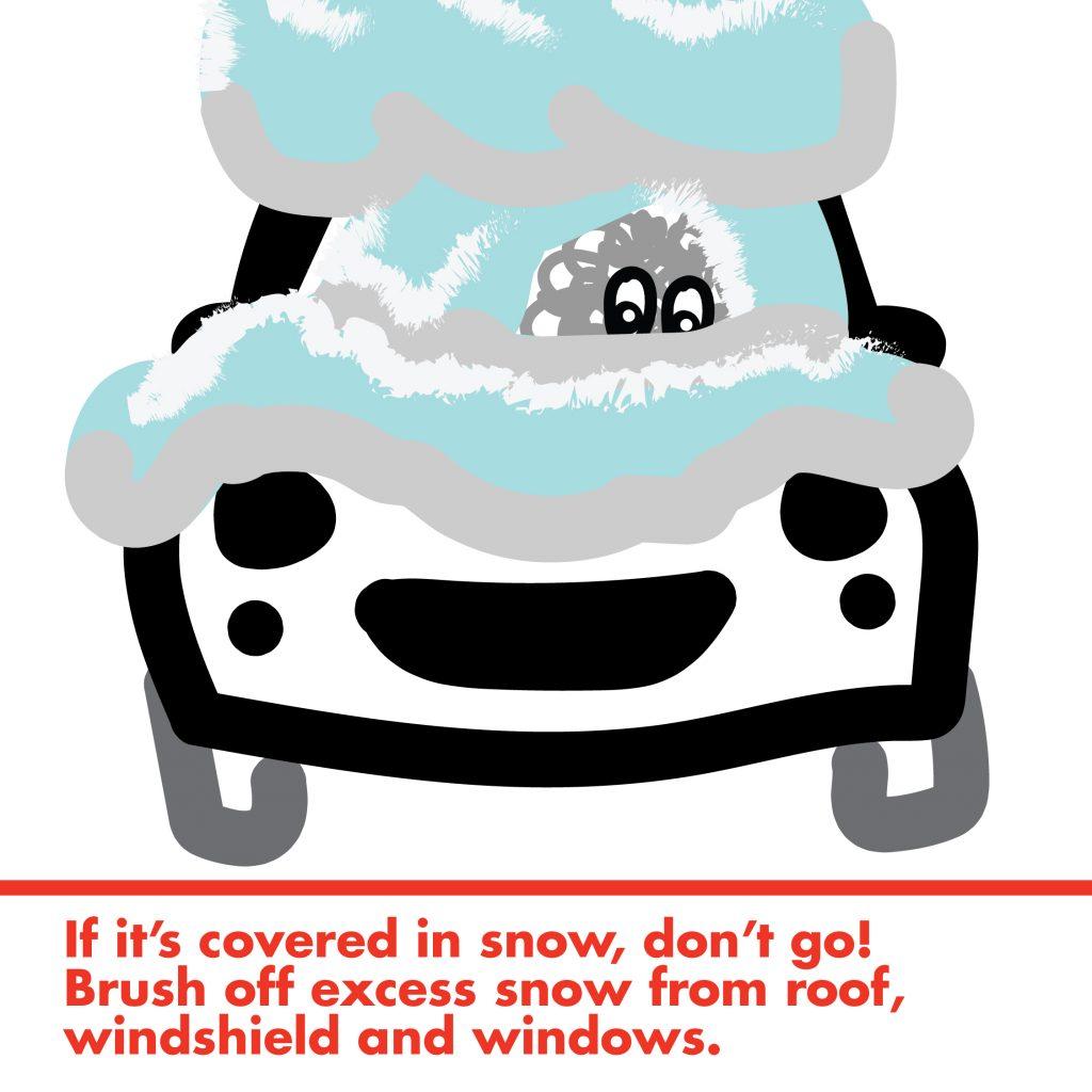 brush it off Winter Modo